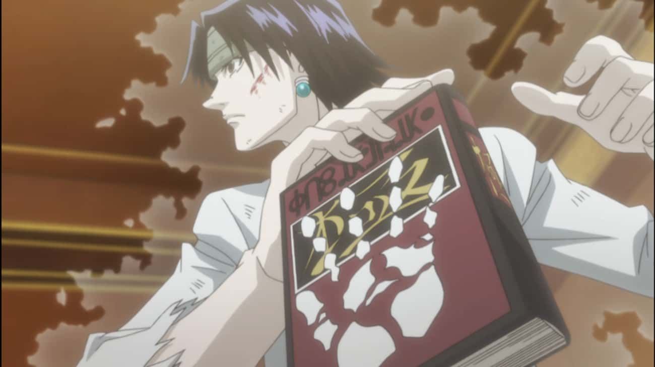 Chrollo Lucilfer is listed (or ranked) 1 on the list Every Phantom Troupe Member Ranked From Strongest to Weakest