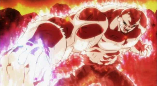 Jiren - 'Dragon Ball Sup... is listed (or ranked) 4 on the list The 25 Most Powerful Anime Villains of All Time, Ranked by Strength