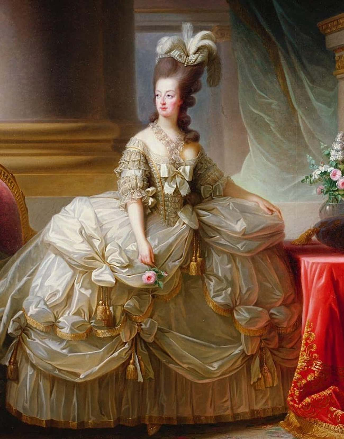 She Couldn't Wait To Get Our O is listed (or ranked) 2 on the list What Marie Antoinette Was Really Like, According To The People Who Knew Her