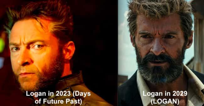 Photo: X-Men: Days Of Future Past / Logan