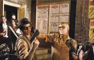 Nite Owl Saves Batman's Parent is listed (or ranked) 1 on the list Small But Clever Details From Watchmen That Enhance Even Our 100th Viewing