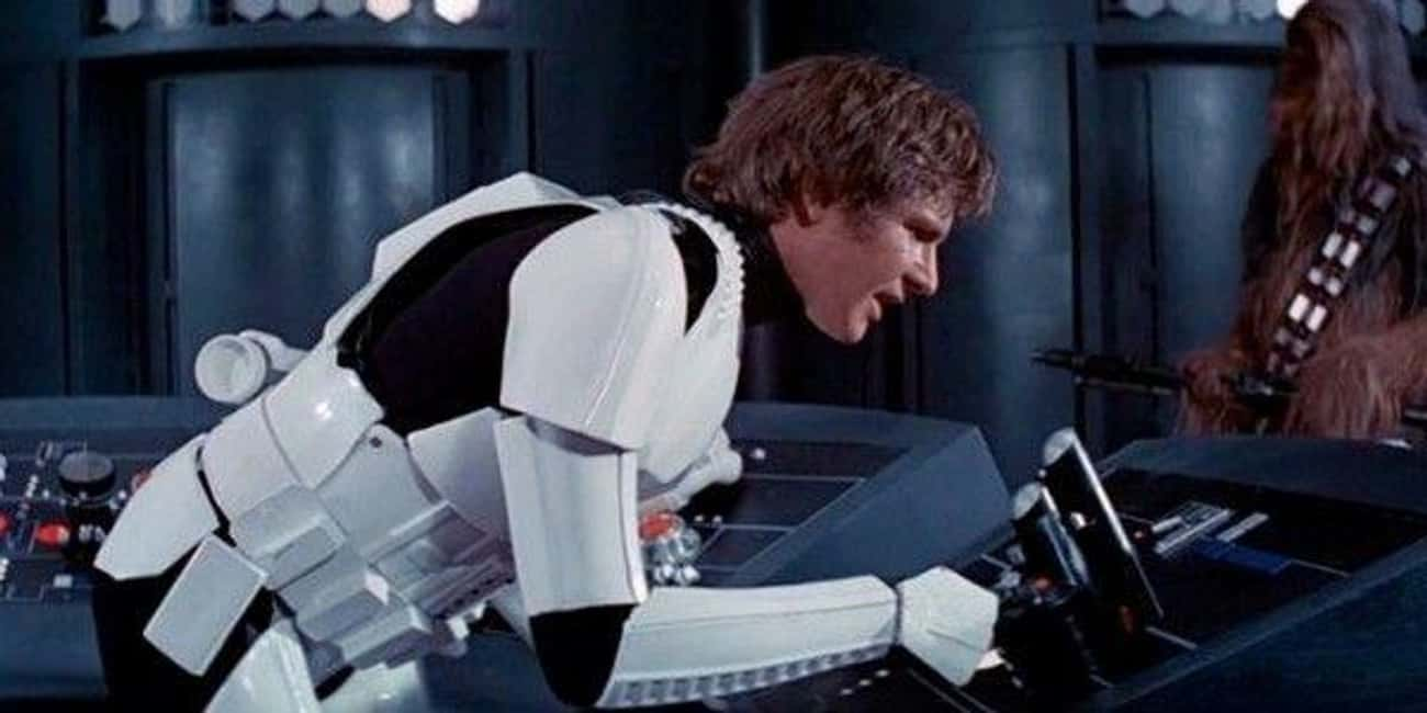 Han Solo Rambling Into The Com is listed (or ranked) 3 on the list The Best Improvised And Unscripted Moments In The 'Star Wars' Movies