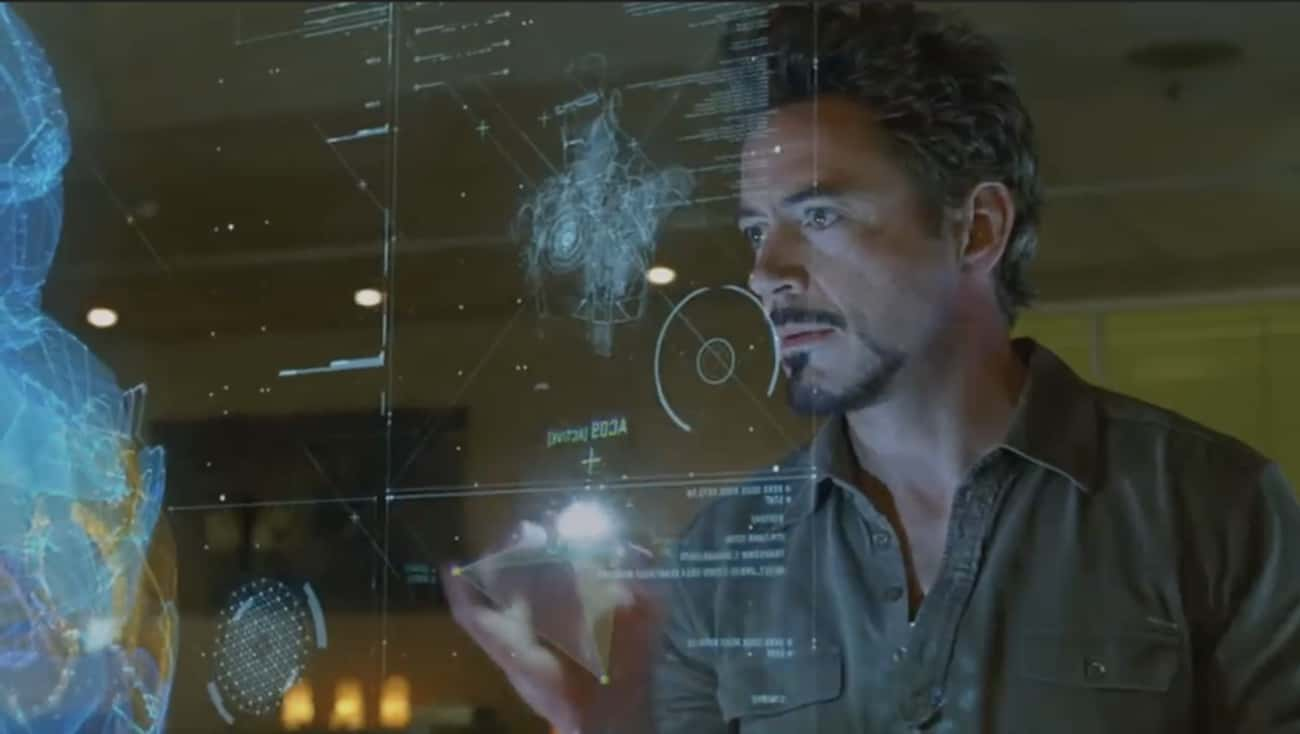 Iron Man 2 Hinted At Captain M is listed (or ranked) 1 on the list Small But Poignant Details About Iron Man That Fans Noticed
