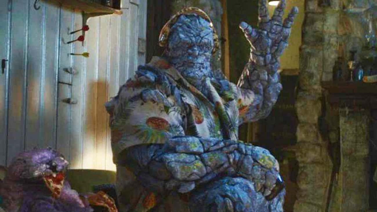 Korg Has Grown Moss Thanks To  is listed (or ranked) 2 on the list Small Details From 'Avengers: Endgame' That Enhance Our 100th Viewing