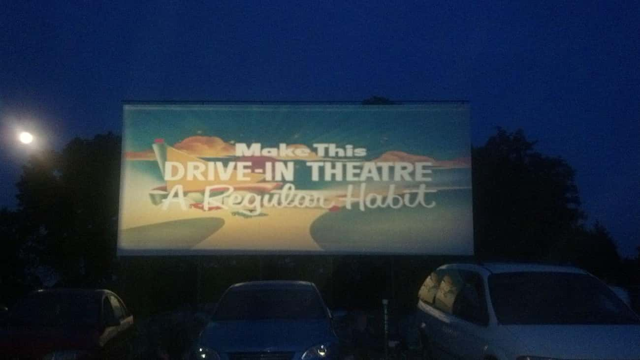 By 1958, There Were Over 4,000 is listed (or ranked) 2 on the list The Rise, Fall, And Rise Of Drive-In Movie Theaters