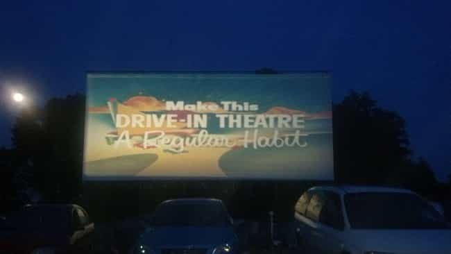 By 1958, There Were Over... is listed (or ranked) 2 on the list The Rise, Fall, And Rise Of Drive-In Movie Theaters