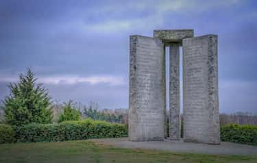 The Georgia Guidestones Lay Out Post-Apocalyptic Societal Rules