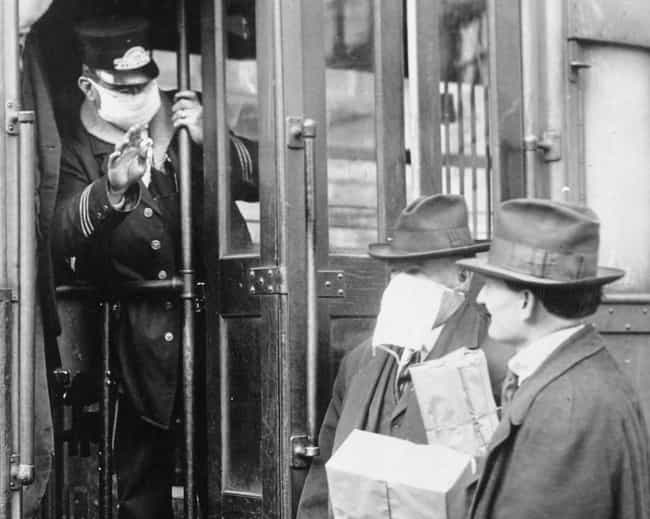 Pandemics Have Two Kinds... is listed (or ranked) 1 on the list How The 1918 Spanish Flu Pandemic Actually Ended