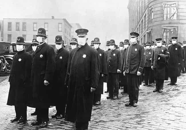 US Cities Responded To T... is listed (or ranked) 2 on the list How The 1918 Spanish Flu Pandemic Actually Ended