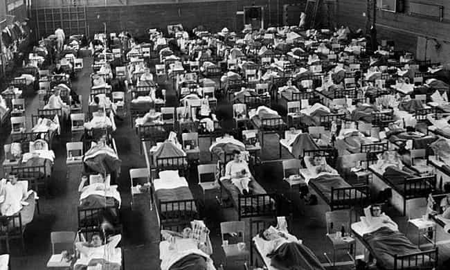 The Virus Continued To C... is listed (or ranked) 3 on the list How The 1918 Spanish Flu Pandemic Actually Ended