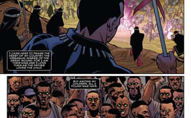 T'Challa First Noticed Something Was Wrong In Wakanda When He Fought Mind-Controlled Miners