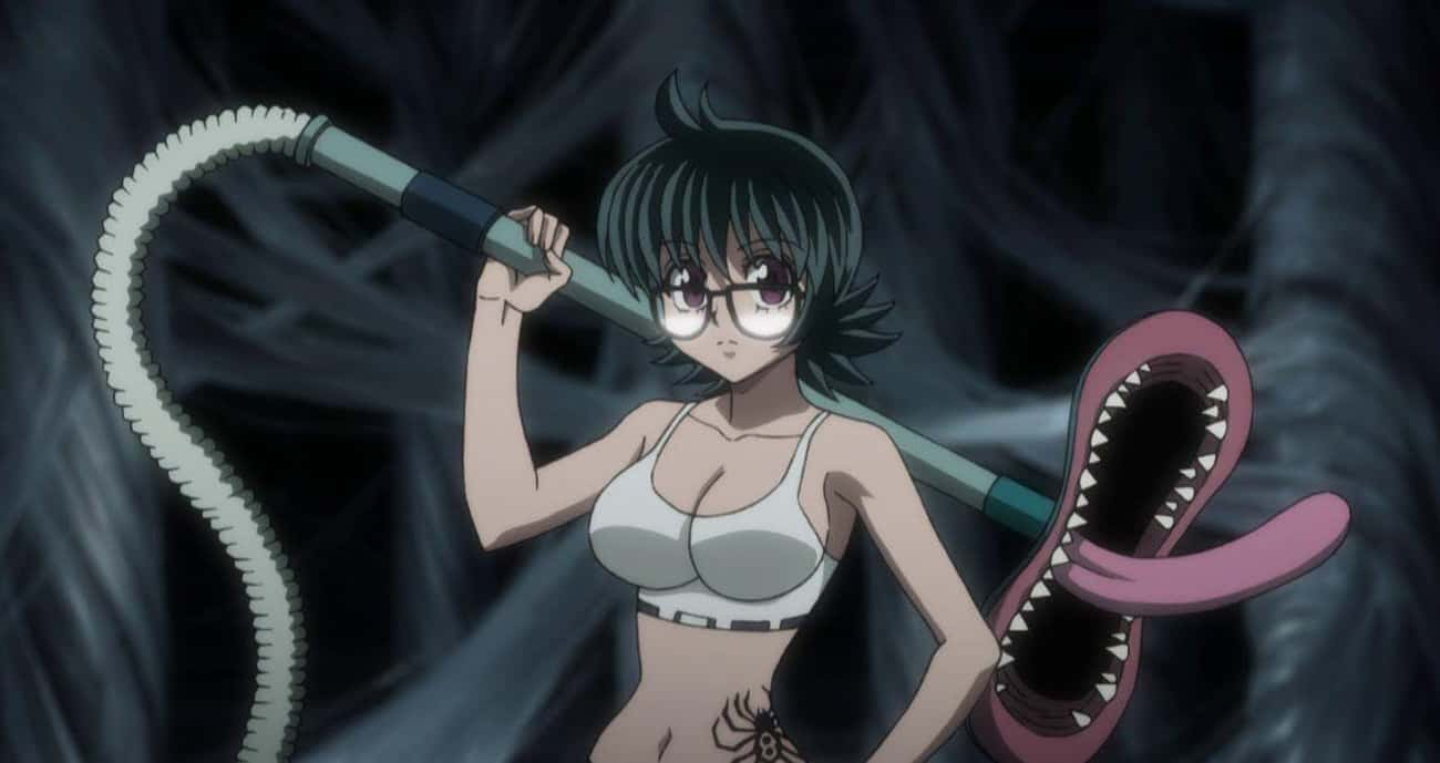 Shizuku Will Be The Next Phant is listed (or ranked) 4 on the list 12 Interesting 'Hunter x Hunter' Fan Theories