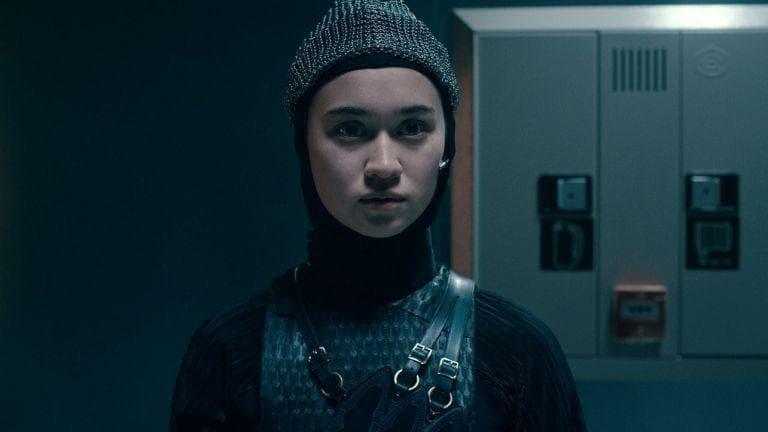 Image of Random Best Characters On 'Warrior Nun'