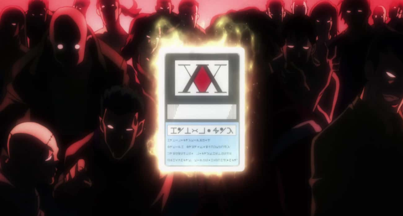 The Hunter Association Was Fou is listed (or ranked) 2 on the list 12 Interesting 'Hunter x Hunter' Fan Theories