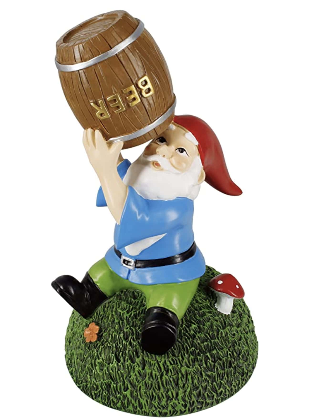 Party Gnome is listed (or ranked) 2 on the list 20 Cool Garden Gnomes To Spice Up Your Yard