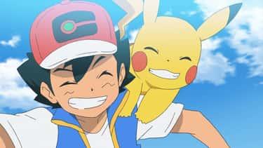 Ash x Pikachu (Pokemon)