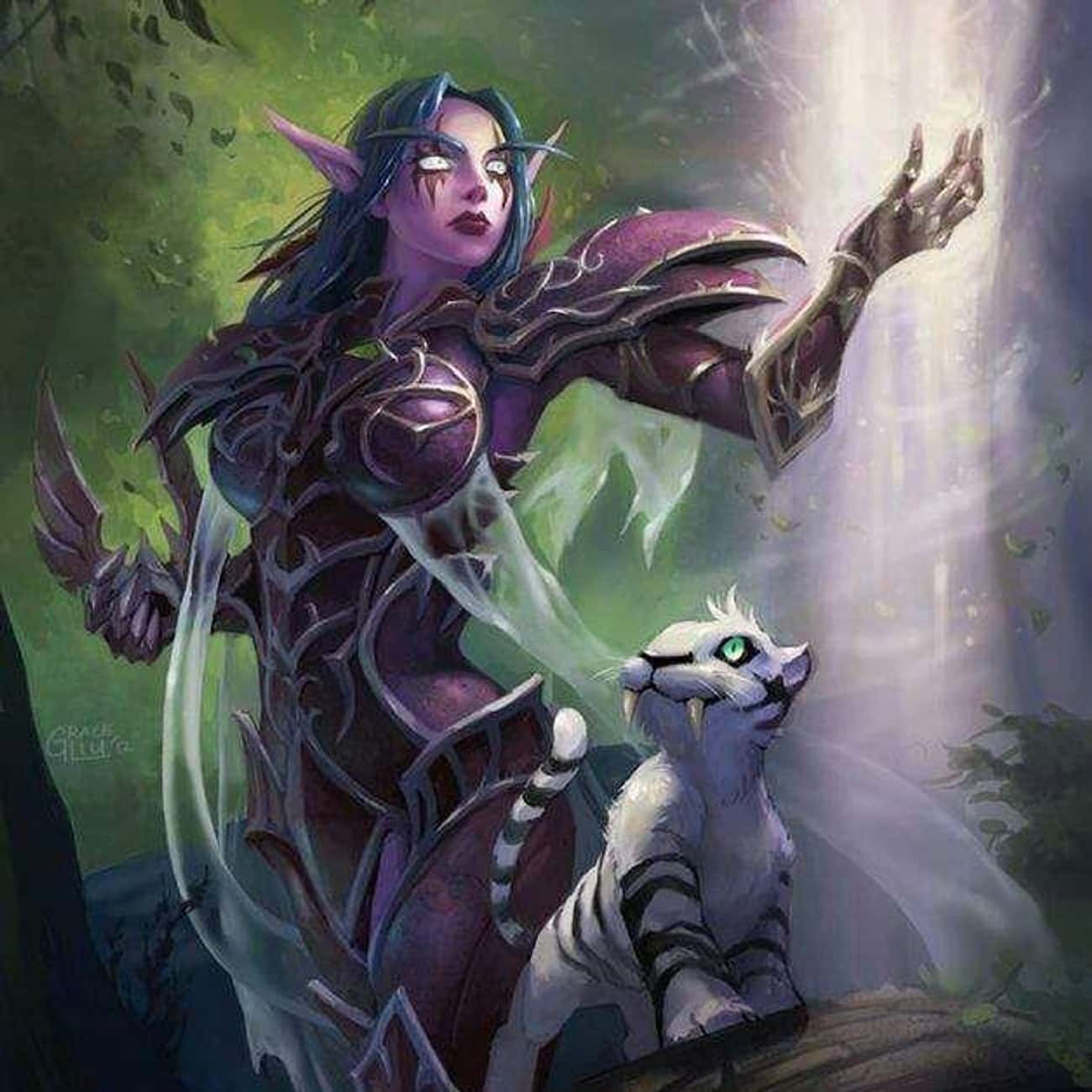 Night Elves (Alliance)