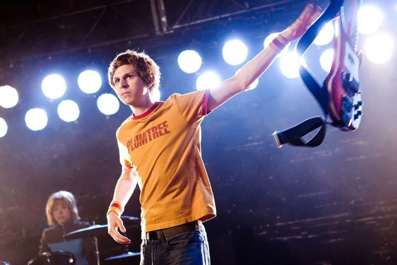 Plumtree T-Shirt is listed (or ranked) 4 on the list Small But Epic Details Fans Noticed In 'Scott Pilgrim Vs. The World'