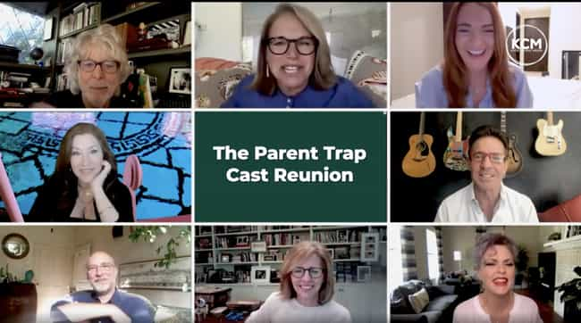 The Parent Trap - 2020 ... is listed (or ranked) 2 on the list Your Favorite Movie Casts, Reunited