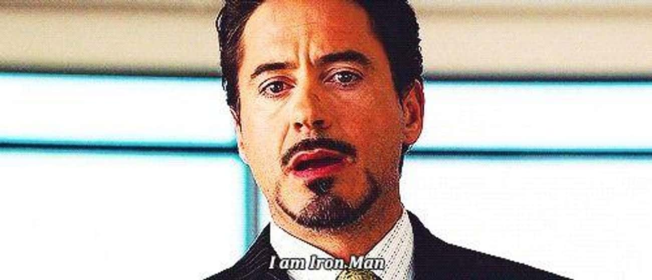 The Last Line In 'Iron Man' Se is listed (or ranked) 1 on the list The Best Robert Downey Jr. Ad Libs In MCU Movies