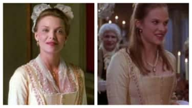 'Dangerous Liaisons' & 'Hocus  is listed (or ranked) 2 on the list Famous Costumes That Secretly Showed Up In Other Movies