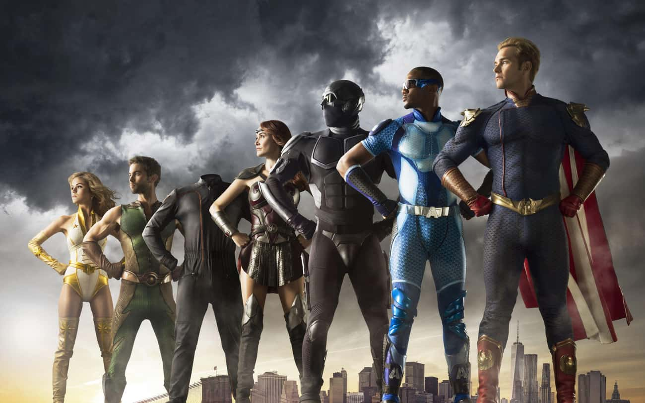 Season 1 Was Just A Warmup For is listed (or ranked) 1 on the list 'The Boys' Get Ready To Tackle Evildoers, Power Struggles, And Each Other In Season 2