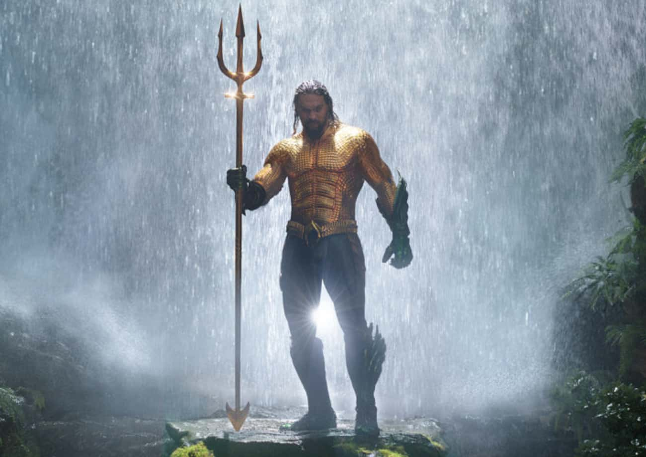 Jason Momoa's Unique 'Dimensions' Dictated The Look Of Aquaman's Oufit