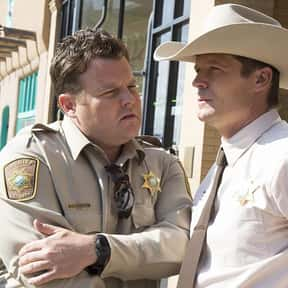 Election Day is listed (or ranked) 6 on the list The Best Episodes of 'Longmire'