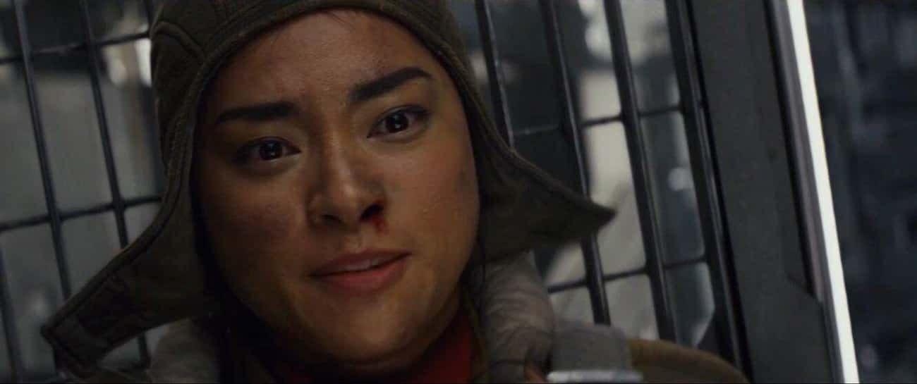 Paige Tico is listed (or ranked) 4 on the list The Most Unsung Heroes Of The Star Wars Franchise