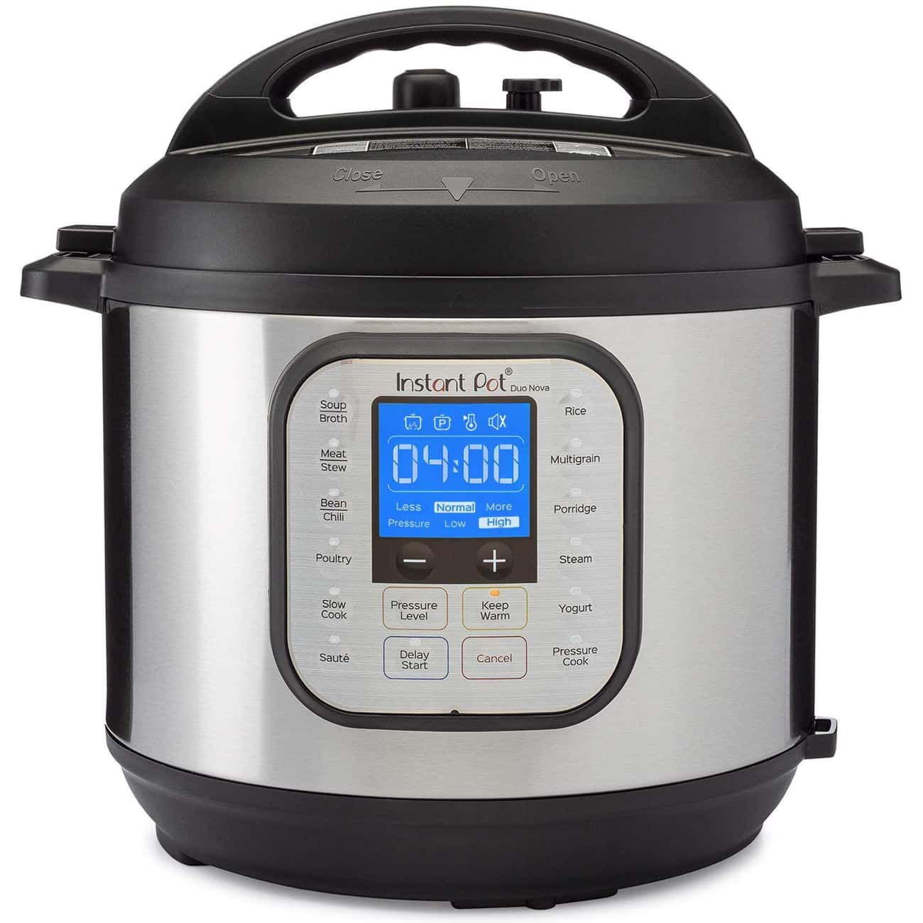 It's Time To Add The Instant P is listed (or ranked) 2 on the list The Best Rice Cookers