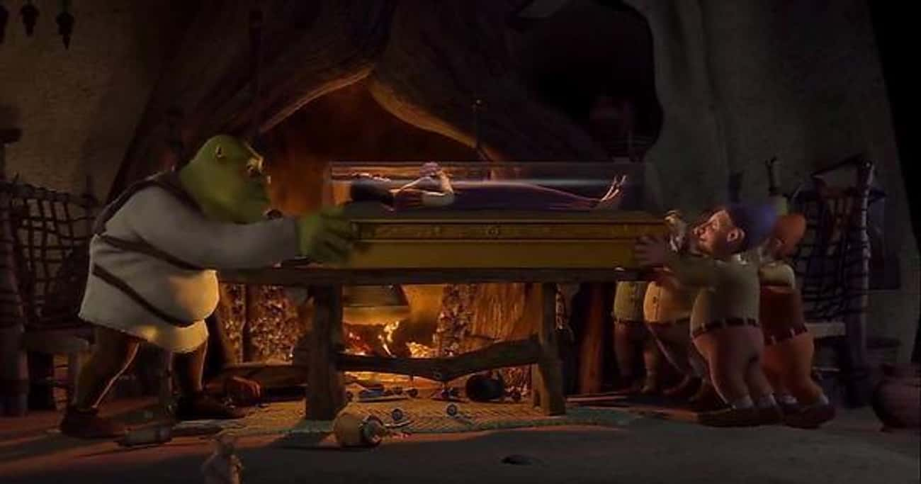 Lord Farquaad's Choice Could H is listed (or ranked) 4 on the list 23 Weird 'Shrek' Thoughts That Actually Make A Good Point