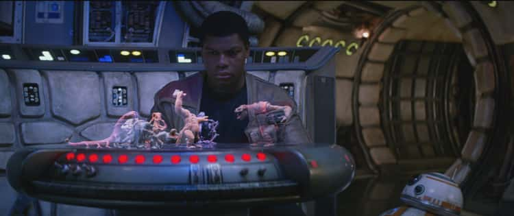 The Falcon Chess Game Picks Up Where It Left Off