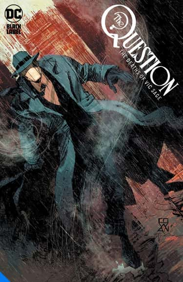 The Question: The Deaths of Vi is listed (or ranked) 1 on the list The Best Comics To Get To Know DC's The Question