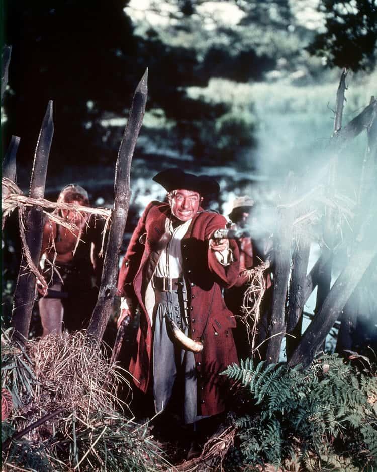 Pirates Made A Living By Raiding Coastal Towns