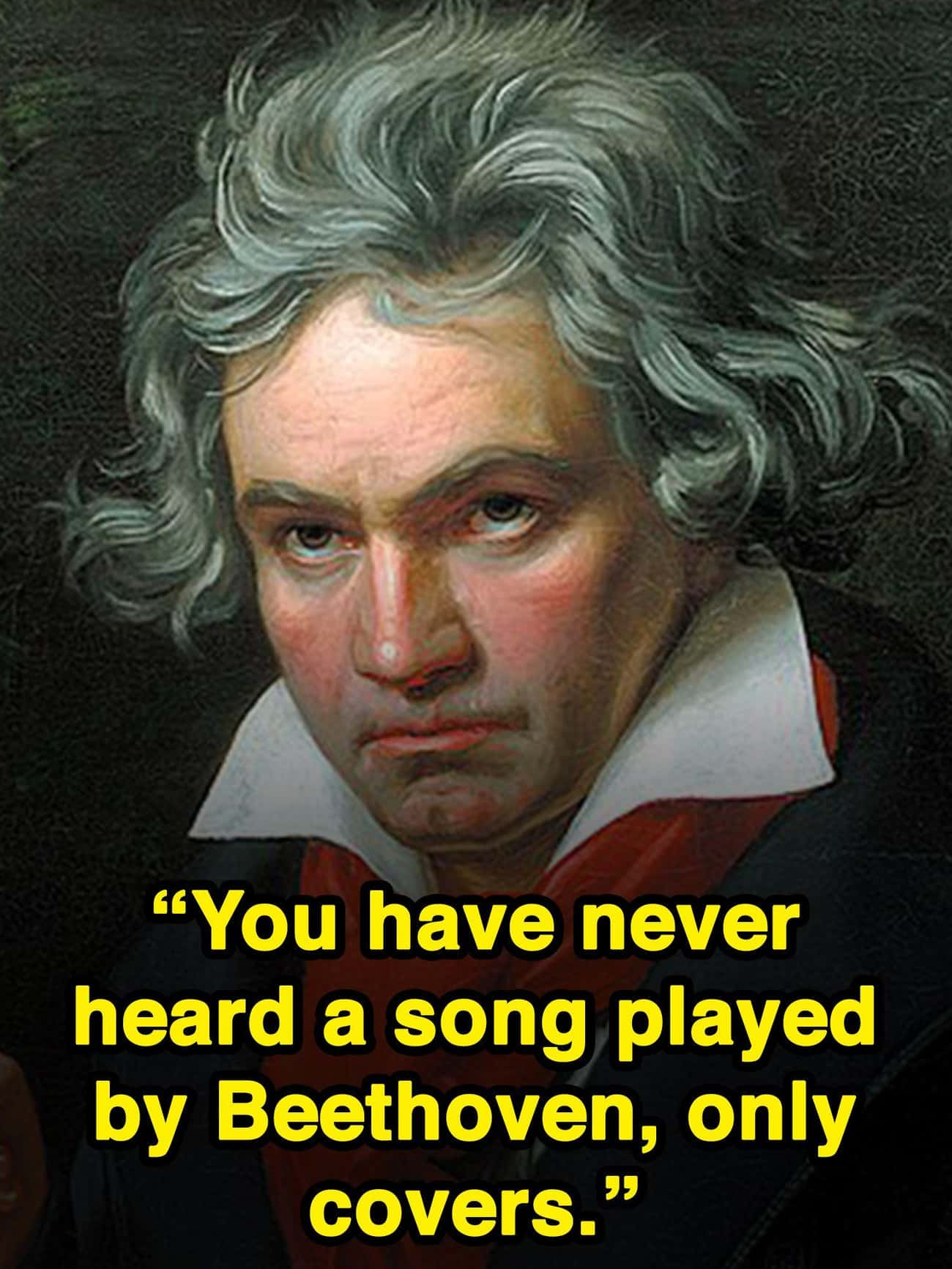 You've Never Heard A Song Play is listed (or ranked) 3 on the list 15 Weird Thoughts About The Most Influential People In History