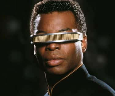 Geordi Is A Role Model is listed (or ranked) 2 on the list 14 Small But Fascinating Details Fans Noticed About Star Trek: The Next Generation