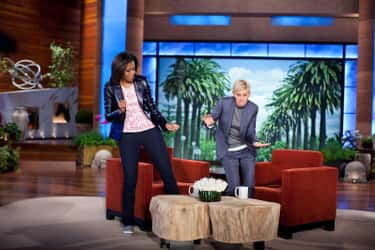 Ellen DeGeneres Is A Widely Ce is listed (or ranked) 1 on the list Celebrities Are Defending Ellen, But It's Not Going So Well