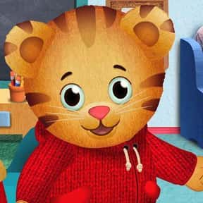 Daniel Tiger is listed (or ranked) 17 on the list The Greatest Tiger Characters of All Time