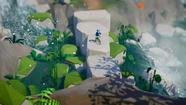 Lonely Mountains: Downhill is listed (or ranked) 2 on the list The Best Sports Games For The Switch