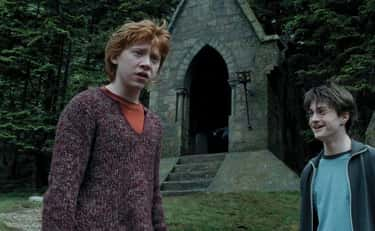 When Alfonso Cuarón Asked The Young Actors To Write Essays About Their Characters, Rupert Grint Blew It Off Because He Was Studying For Exams