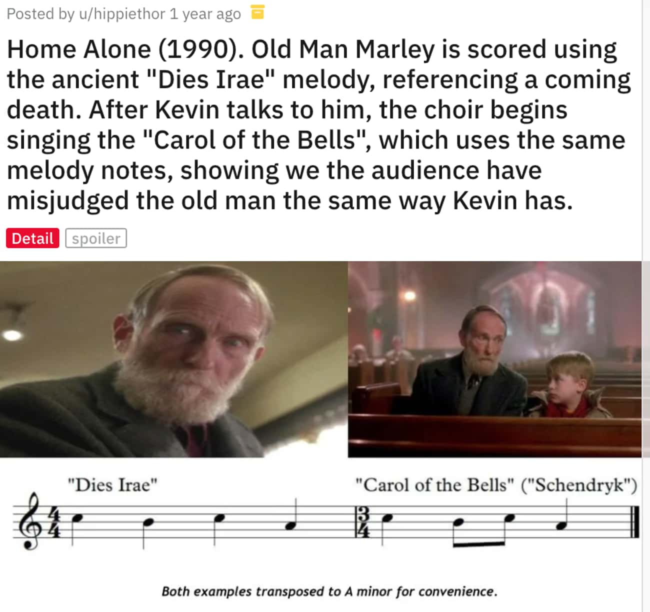 The Director Uses Music To Sho is listed (or ranked) 2 on the list 12 Awesome Movie Details In 'Home Alone' Fans Are Noticing About The Classic