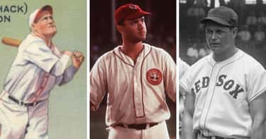 Jimmy Dugan Was An Amalgam Of Jimmie Foxx And Hack Wilson, Two Hall Of Famers Whose Careers Were Plagued By Injuries And Alcoholism