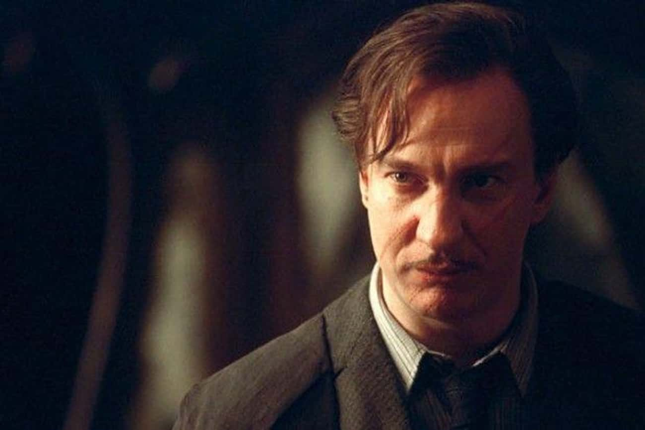 David Thewlis Thought Remus Lu is listed (or ranked) 3 on the list Surprising Behind-The-Scenes Facts About 'Harry Potter and the Prisoner of Azkaban'