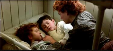 The Mother Soothes Her Childre is listed (or ranked) 1 on the list 20 Small But Poignant Details From 'Titanic' That Make Us Never Want To Let Go