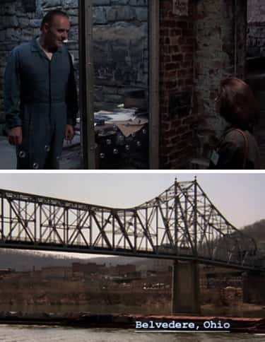 Hannibal Unveils The Location  is listed (or ranked) 1 on the list Small Details And Trivia From 'The Silence Of The Lambs' That Left Us Hungry For More