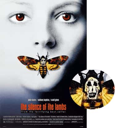 Poster Detail is listed (or ranked) 2 on the list Small Details And Trivia From 'The Silence Of The Lambs' That Left Us Hungry For More