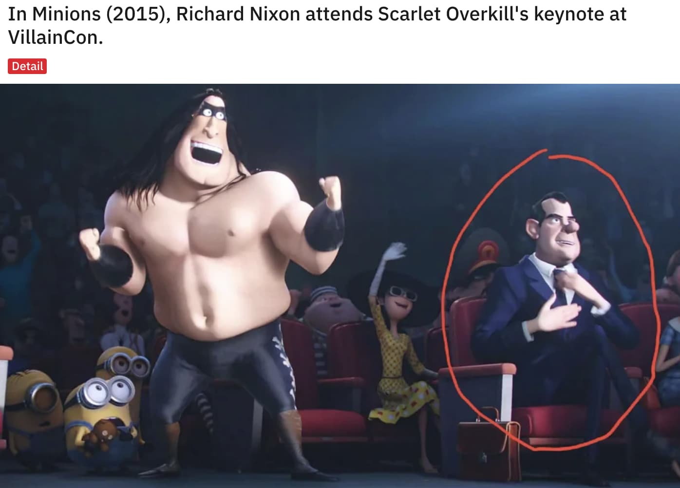 Random Small But Poignant Details Fans Noticed In 'Despicable Me' Movies