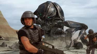 'Starship Troopers' Was Market is listed (or ranked) 1 on the list Behind The Scenes Of 'Starship Troopers,' The $100 Million Satire That No One Got