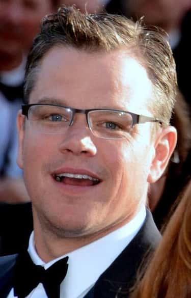 Matt Damon Turned Down A 10% Stake In 'Avatar'