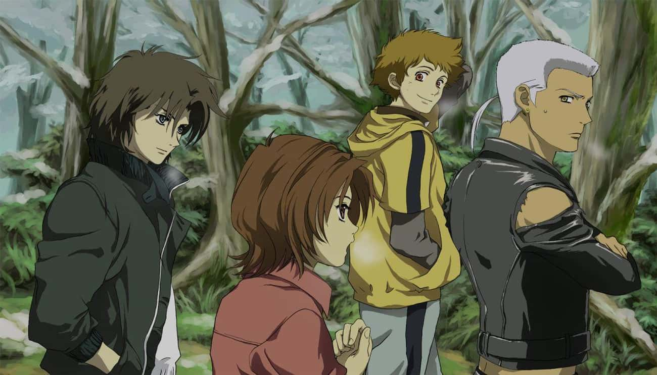 Wolf's Rain is listed (or ranked) 3 on the list 16 Random Anime You Probably Haven't Watched In Years